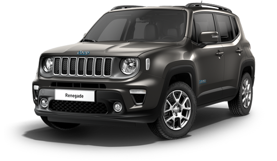 The New Renegade 4xe Plug-in Hybrid