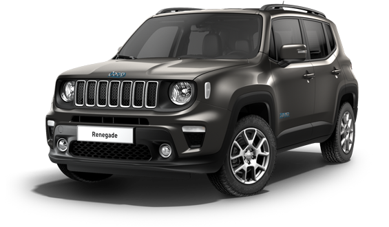 Jeep Renegade 4xe Plug In Hybrid Suv Jeep Uk
