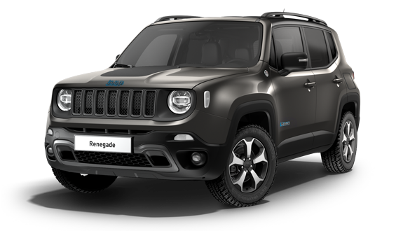 Jeep Renegade 4xe Plug In Hybrid Suv Jeep Uk