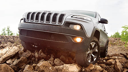 Jeep Cherokee SUV | 4x4 Systems & Engines | Jeep® UK