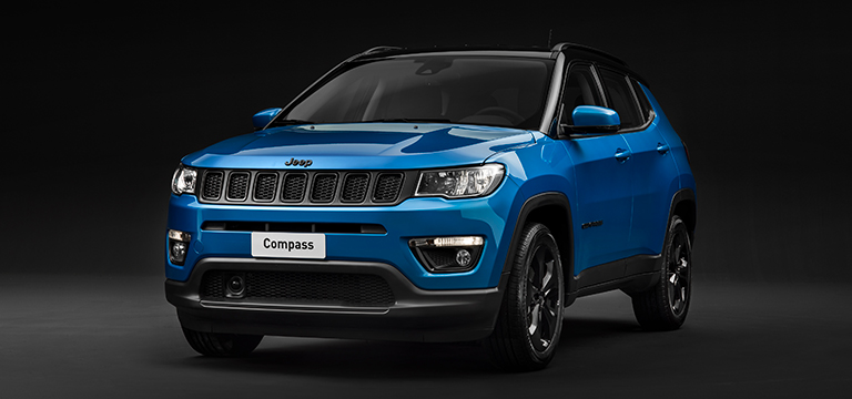 Jeep Compass Night Eagle Drive Into The Nightfall Jeep Uk