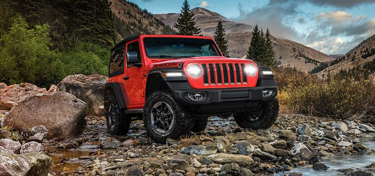 ALL NEW JEEP® WRANGLER THE MOST CAPABLE WRANGLER EVER