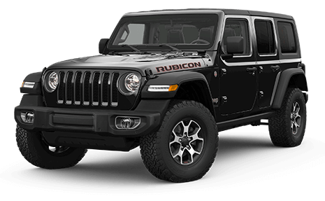 All New 2018 Jeep Wrangler