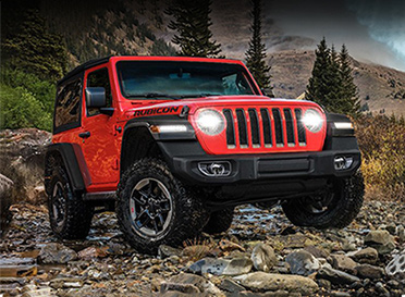 Jeep® Car Offers | Latest Finance Deals | Jeep® UK