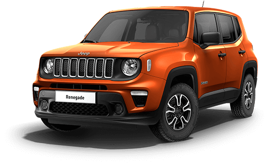 Jeep Renegade Orange >> Jeep Renegade The Most Capable Compact Suv Jeep Uk