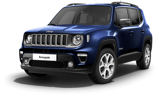 Jeep Renegade Limited 1.0 T3 GSE 5dr