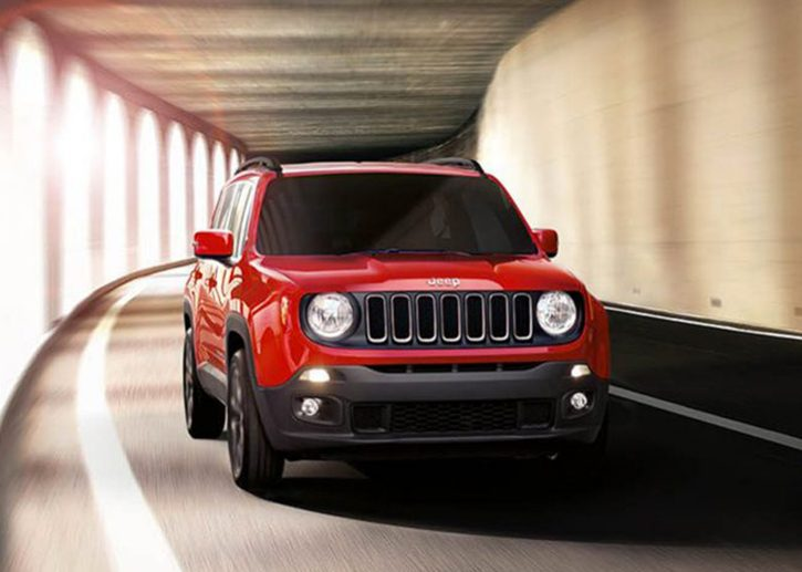 JEEP® RENEGADE. DOWNLOAD PRICE LIST