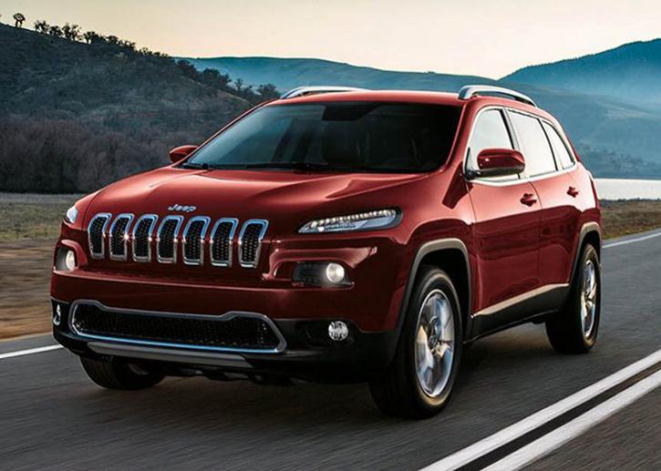 Medium 4x4s For Sale | Family SUVs | Jeep® UK