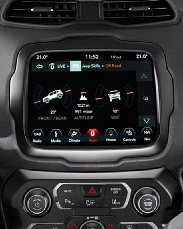 Jeep Uconnect<sub>TM</sub> Live   Mopar   Jeep<sub>®
